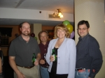 Scott Anderson, Doug Brown, Gail & Jim (Katronge) Yazejian
